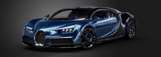 Moderní Bugatti